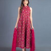 Stylish Bareeze Winter Luxury Shawl Looking Dresses 2020