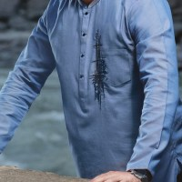 Men's Wear Shalwar Kameez Shalwar By Almirah 2020