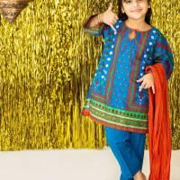 Online Shop Bonanza Kids Wear Dresses Look 2020