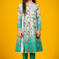 Alkaram Studio Kids Winter Sale 50% off Dresses Look 2021
