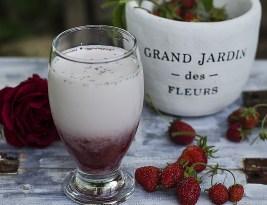 Sirop de Capsuni si Trandafiri (Nectar) – Reteta proprie