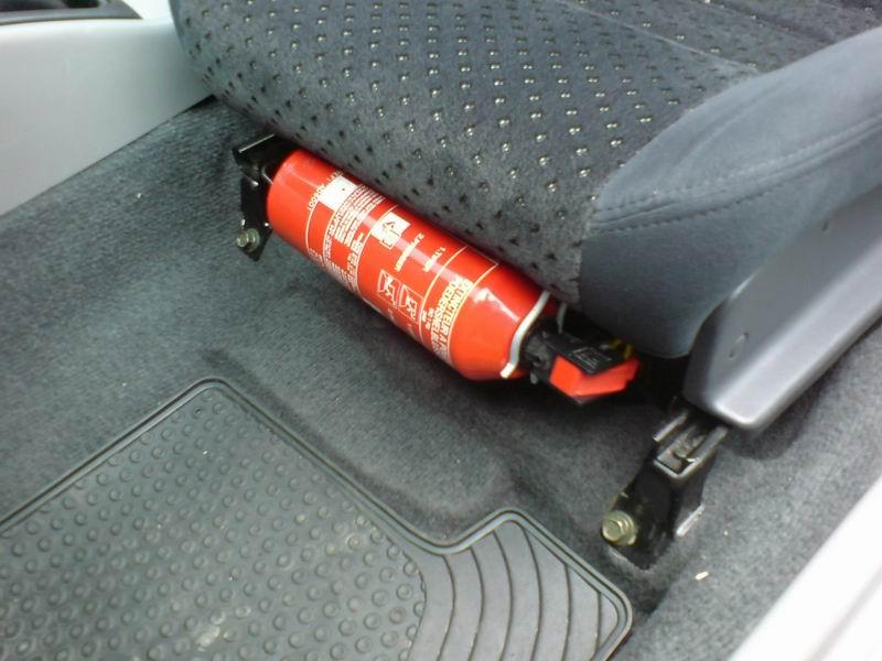 Podstawowe wyposazenie samochodu