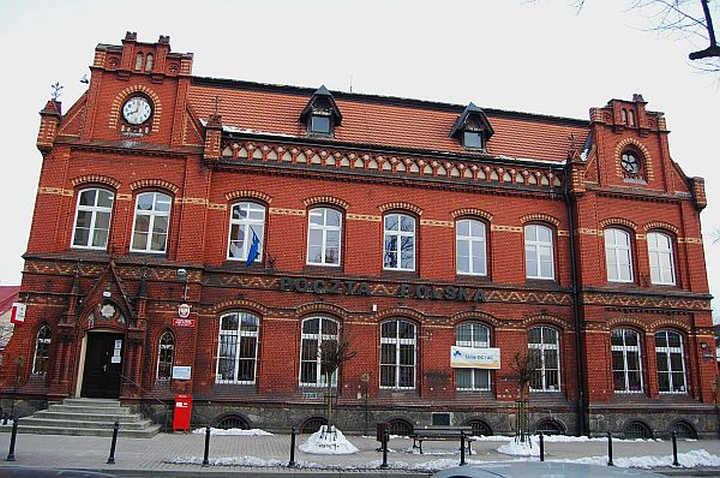 Budynek Poczty Główniej w Lubinie