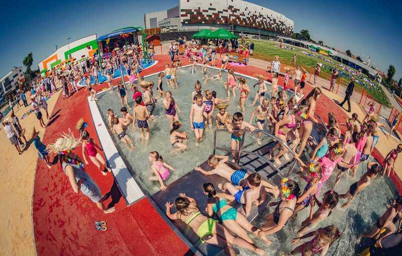 W niedzielę ostatni dzień na basenach zewnętrznych RCS