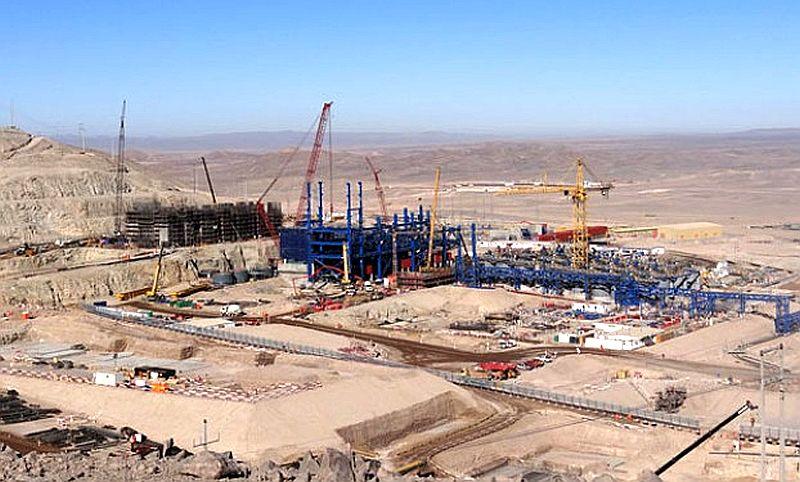KGHM będzie otwierać nowe inwestycje w Chile?