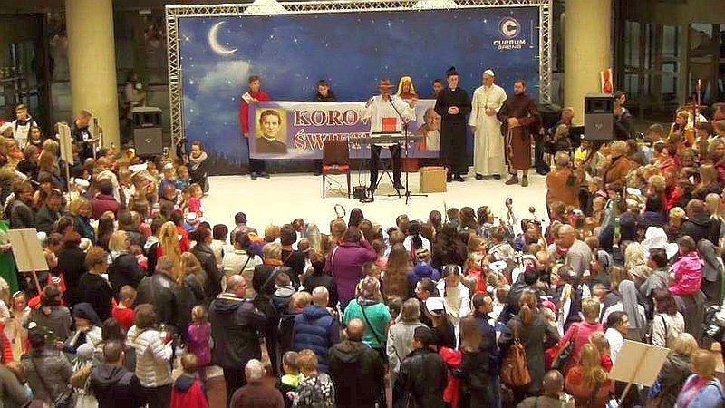 IV Korowód Świętych w Lubinie