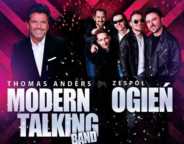 Modern Talking wystąpi w Lubinie!