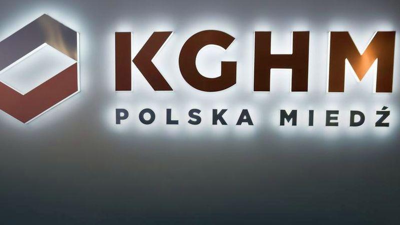 Spadek produkcji miedzi w grupie KGHM