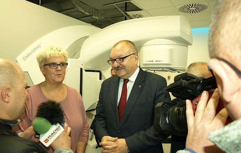 Będzie nowoczesne lecznictwo onkologiczne w Zagłębiu Miedziowym i Zgorzelcu