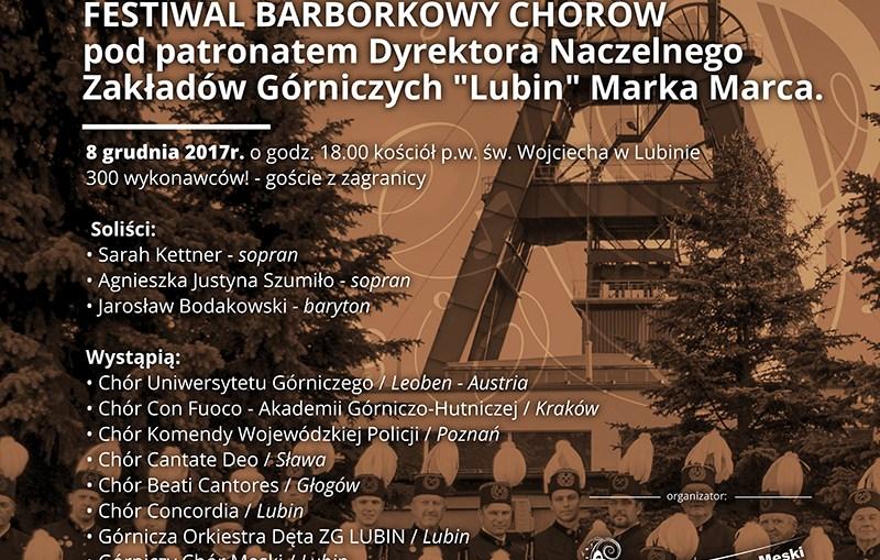 II Festiwal Barbórkowy Chórów