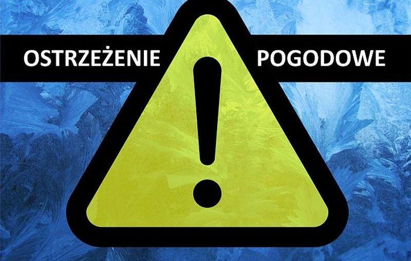 IMGW ostrzega. Potężny orkan nadciąga nad Polskę