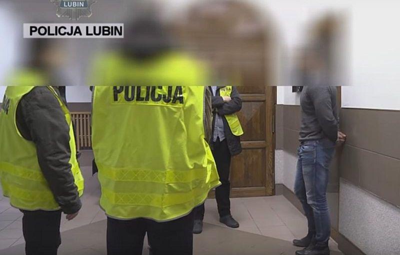 Lubin. Oszustwo na ponad 4 miliony złotych – film