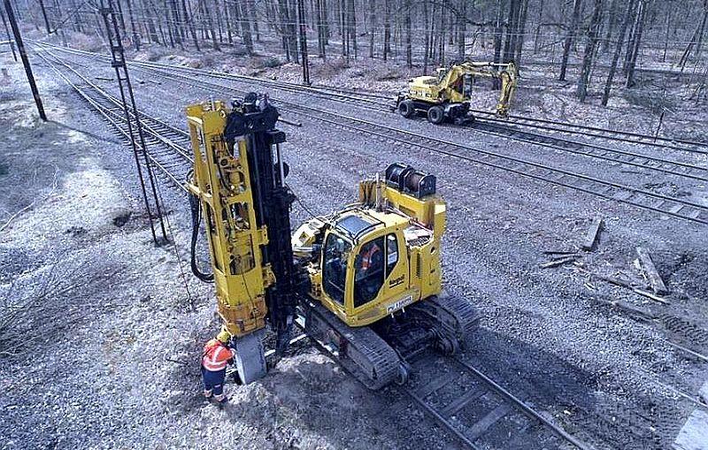 Modernizacja linii kolejowej Legnica – Rudna-Gwizdanów
