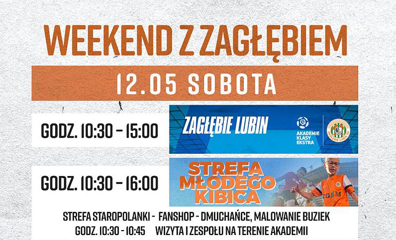 Sportowy weekend w Lubinie