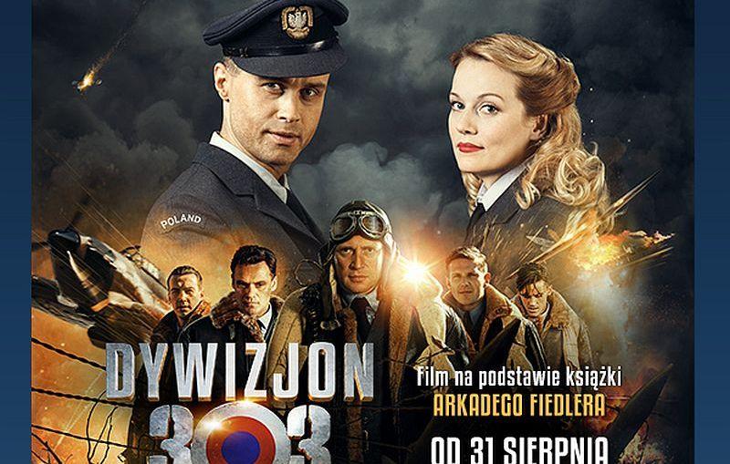 """""""Dywizjon 303. Historia prawdziwa"""" na ekranach kin Helios!"""