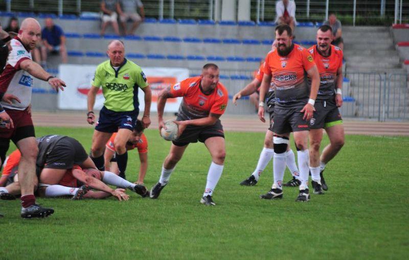 Lubińscy rugbyści zakończyli zmagania w 2 Lidze
