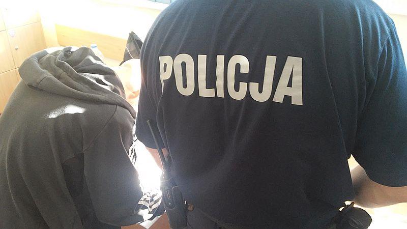 Czy wiesz, że atak na policjanta jest przestępstwem?