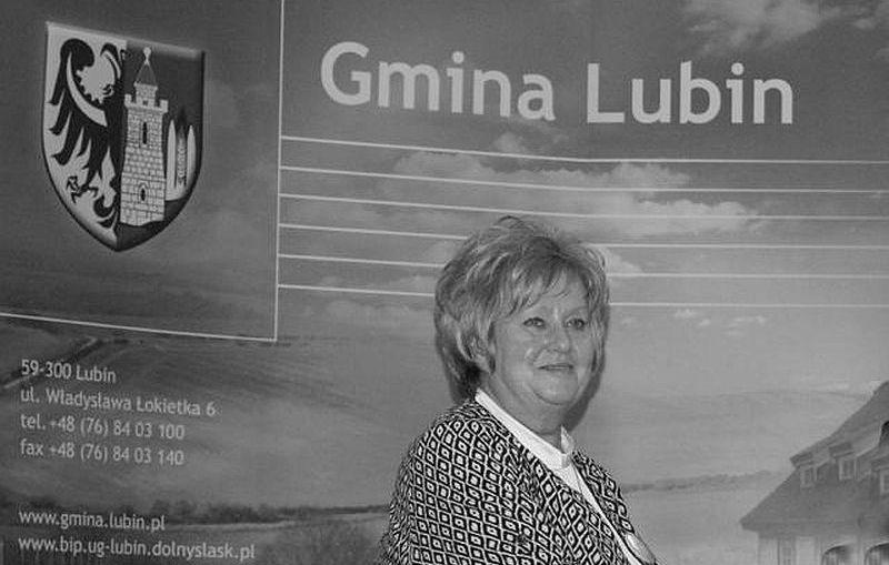 Nie żyje Irena Rogowska – wójt Gminy Lubin 2006 – 2014