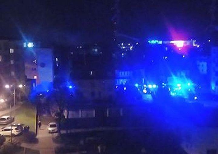 Tragiczny pożar przy ulicy Łokietka. Jedna osoba nie żyje