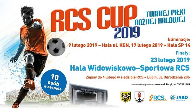 RCS Cup – eliminacje 1. termin