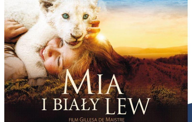 """""""Mia i biały lew"""" na ekranach kin Helios"""
