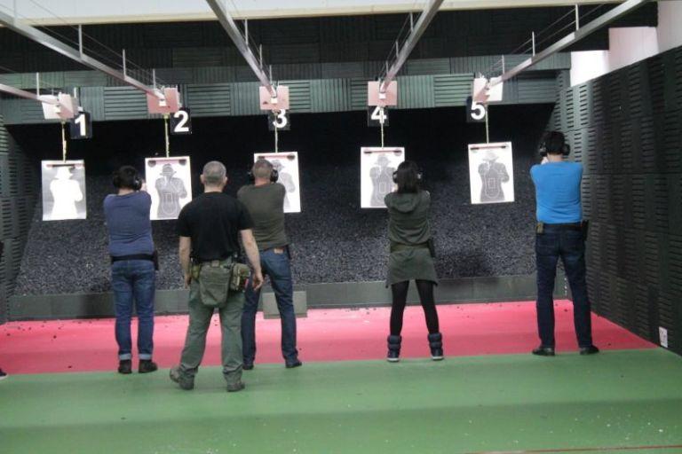 Szkolenia z pistoletu i Karabinku AK – Poziom 1