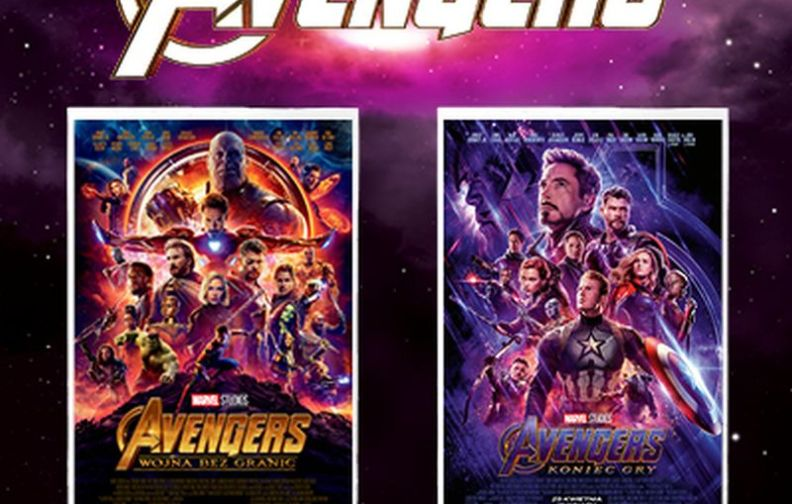 Mini Maraton Avengers w kinach Helios!