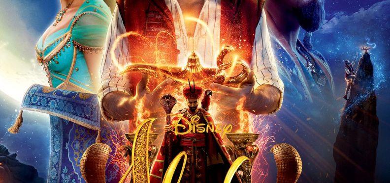 """Wielki konkurs z filmem """"Aladyn"""" w kinach Helios!"""