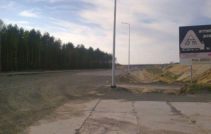 Ogłoszono przetarg na dokończenie drogi S3 między Lubinem a Polkowicami