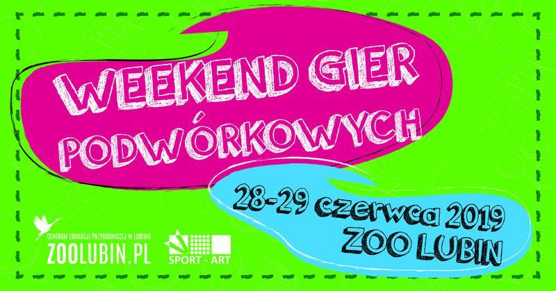 Weekend Gier Podwórkowych w ZOO Lubin