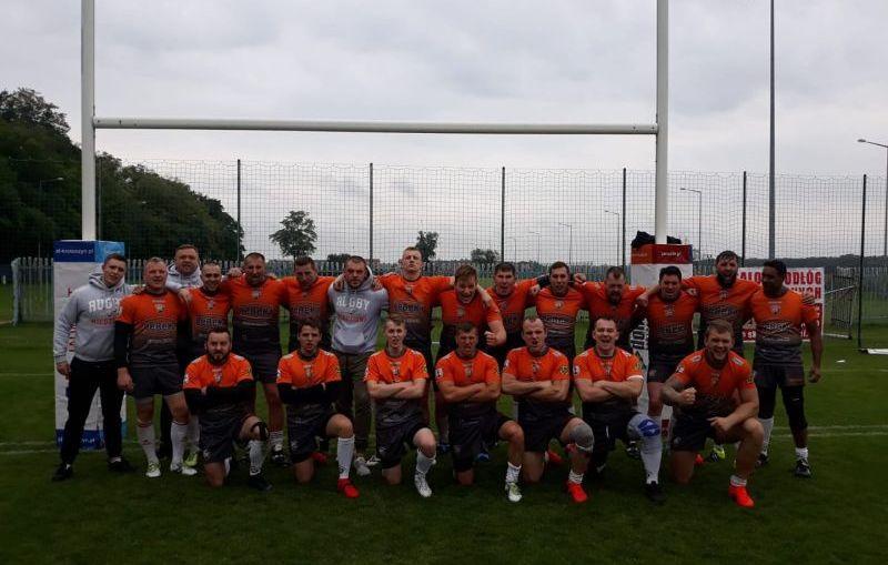 Debiut Rugbystów w 1 lidze