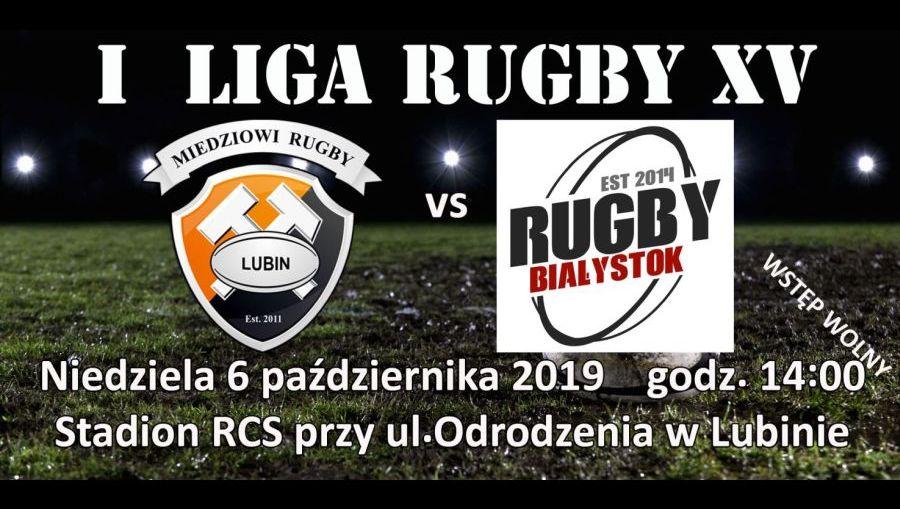 IV kolejka 1 Ligi Rugby