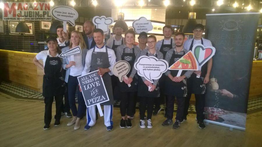 Pizza od mistrza Valerio Valle już od jutra w Lubinie! Warto odwiedzić Tutti Santi