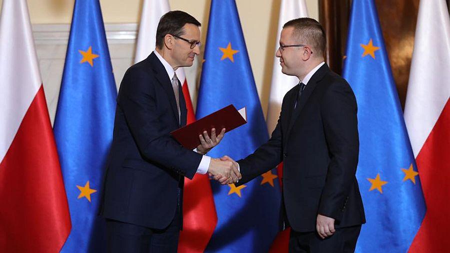 Krzysztof Kubów szefem gabinetu politycznego Premiera Morawieckiego