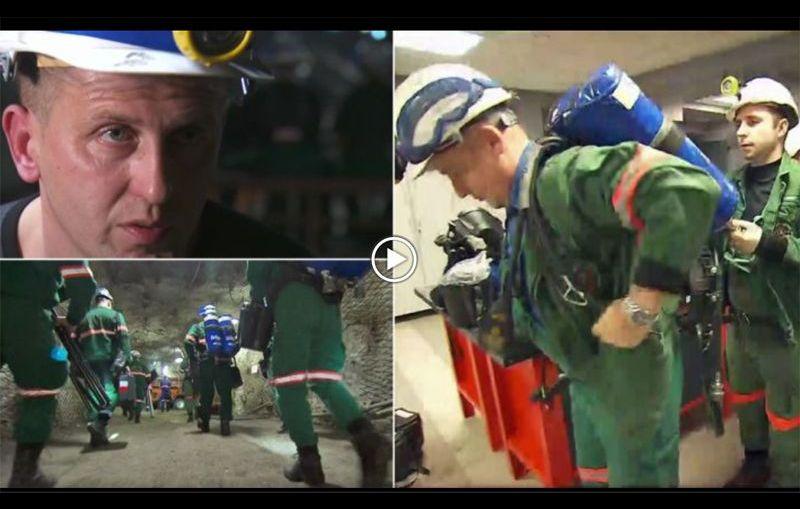 """Najlepsi z najlepszych. Reporterzy """"Alarmu!"""" odwiedzili ratowników górniczych"""