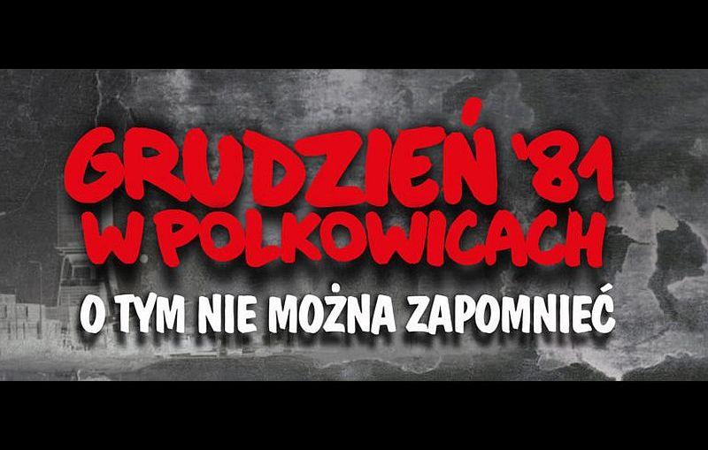 "Wspomnienia o strajku ZG ""Rudna"""