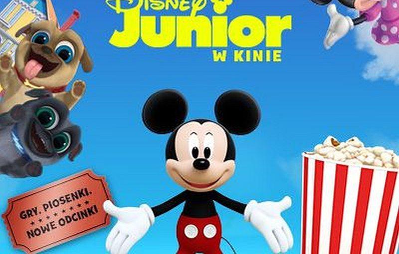 Disney Junior w kinie – kolejna edycja (29.03.-01.04.20)