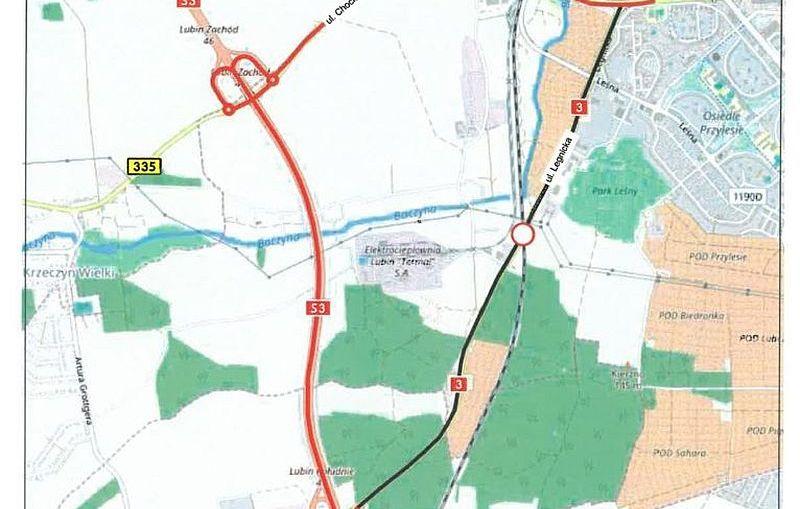 Lubin. Od dziś przejazd kolejowy na Legnickiej zamknięty