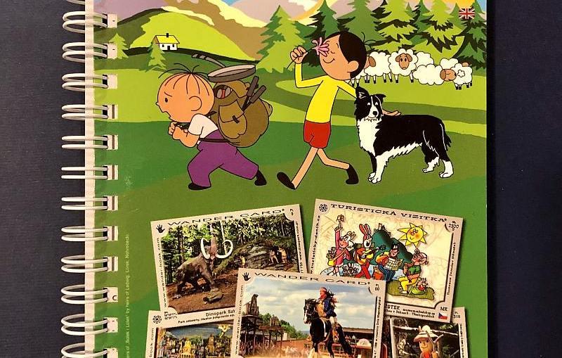 Dziennik Turystyczny – Wander Book || Muzeum Historyczne w Lubinie
