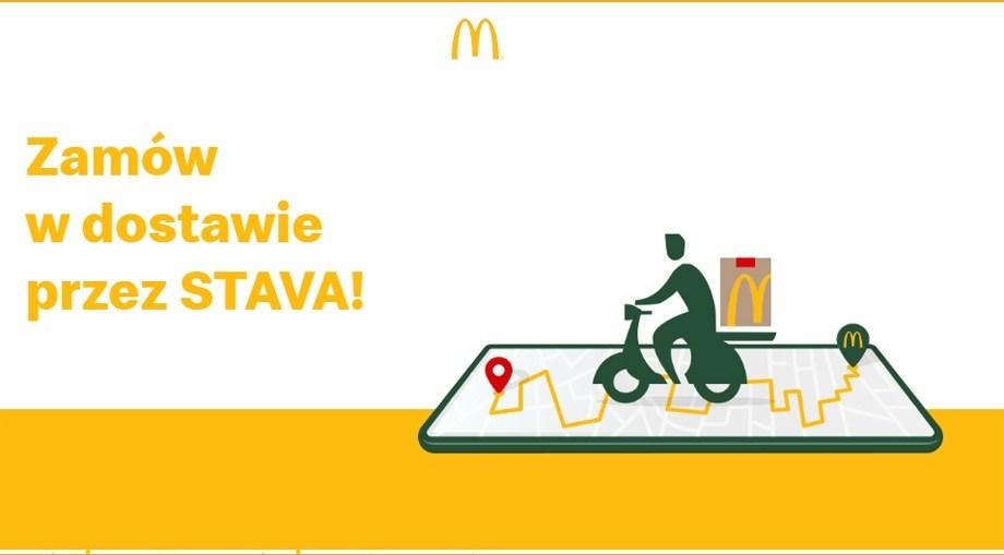 Darmowe dostawy z McDonald's ruszają w Lubinie