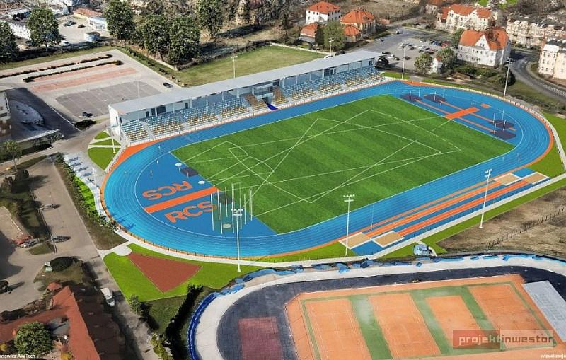 W Lubinie powstaną hala lodowa oraz stadion lekkoatletyczny