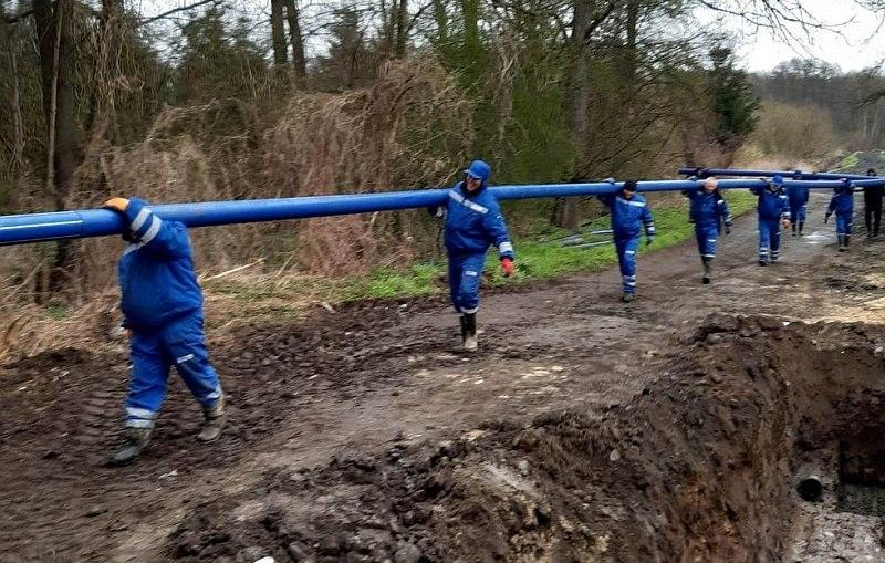 1,7 mln zł na wymianę sieci wodno-kanalizacyjnej w 2021 roku