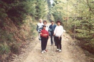 Rodzinny wyjazd w Beskidy