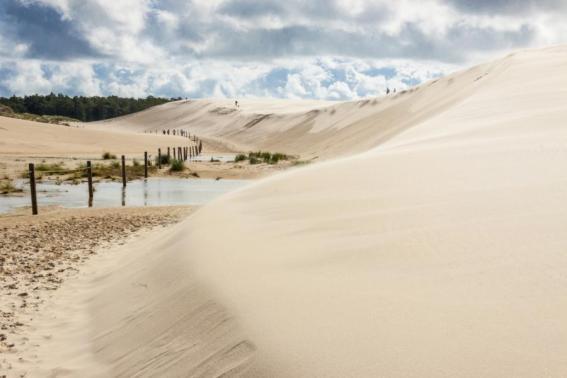 Plaże - Łeba