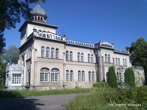 Polska egzotyczna - rezydencja