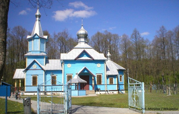 Polska egzotyczna - cerkiew