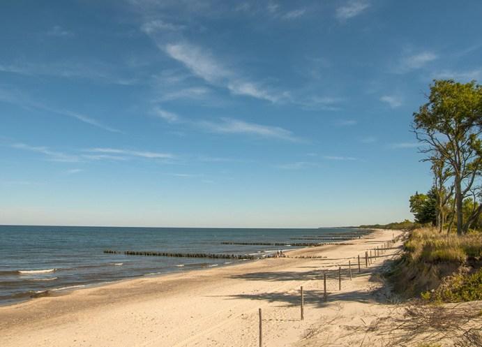 Najczystsze polskie plaże 2020 - Wybrzeże Środkowe