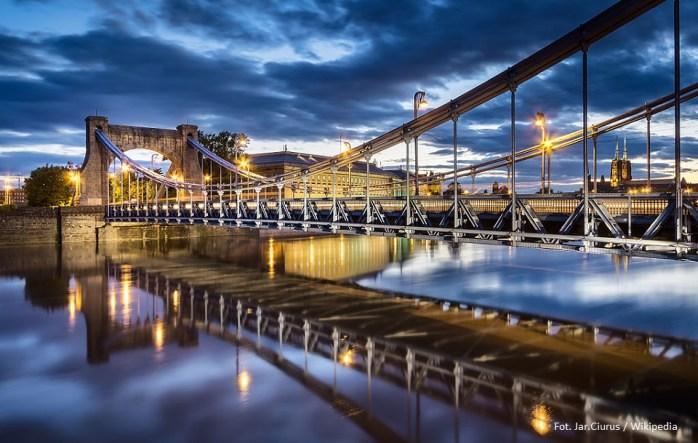 Największe atrakcje Wrocławia - Mosty