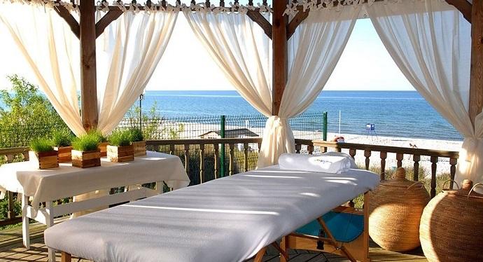 Romantyczne hotele w Polsce - Resort Bryza SPA