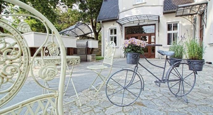 Romantyczne hotele w Polsce - Versant Hotel SPA